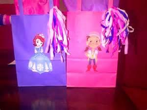 bolsitas de izzy princesa sofia ideal para souvenirs souvenirs cumplea 241 os izzy