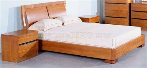 teak bedroom set teak semi gloss finish elegant bedroom set