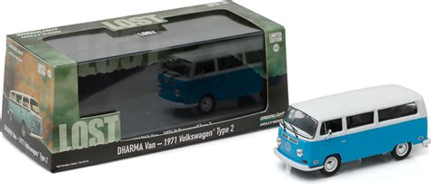 Volkswagen Type 2 T2b 1971scala 1 43 By Greenlight greenlight 1 43rd scale greenlight collectibles
