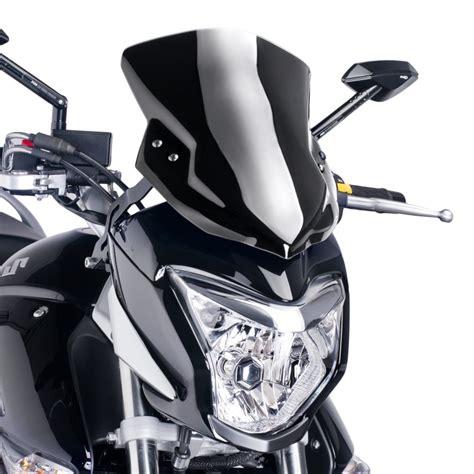 Suzuki Inazuma Accessories Windscreen Puig Suzuki Inazuma Gw 250 12 16 Black