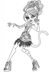 meowlody zombie shake coloring free printable coloring pages