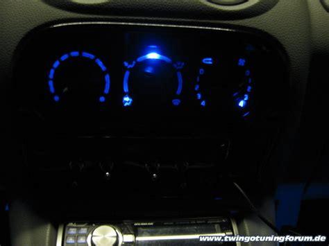 twingo 2 beleuchtung heizungsregler heizungsreglerbeleuchtung