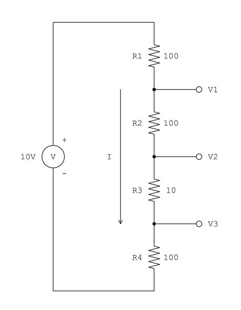 series resistor and voltage division series resistor voltage divider 28 images voltage divider gas station without pumps voltage