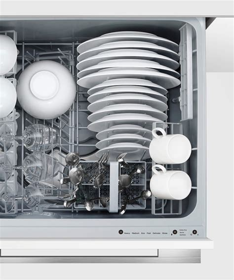 single drawer dishwasher panel ready dd24si9 n panel ready single dishdrawer dishwasher