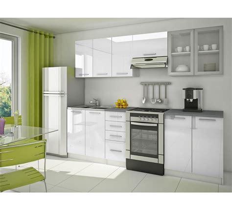 meuble cuisine moderne laqué   4551