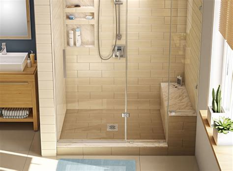 shower base with bench base n bench shower pan and bench models