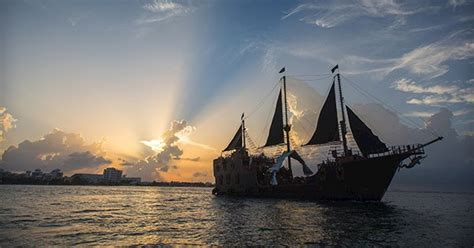 ingressos para o barco pirata jolly roger em cancun weplann - Barco Pirata Agora