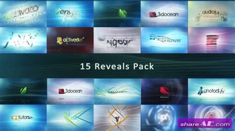 Ae Project Logo Pack All Videohive Profesional corporate logo pack videohive 187 free after effects templates after effects intro template