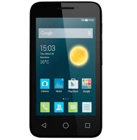 Hp Alcatel One Touch Pixi 3 how to unlock alcatel onetouch pixi 3 cellphoneunlock net