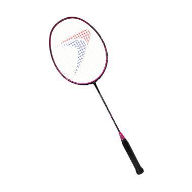 Raket Badminton Flypower Halmahera jual flypower thunderstorm raket badminton black pink