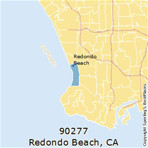 california map redondo best places to live in redondo zip 90277 california