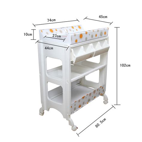 Changing Table With Wheels Changing Table On Wheels Boori Country Classic Changing Table Changing Table With Wheels Baby