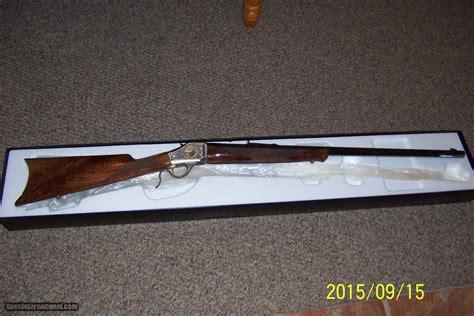 rmef checks browning model 1885 rmef 10 anv rifle 45 70