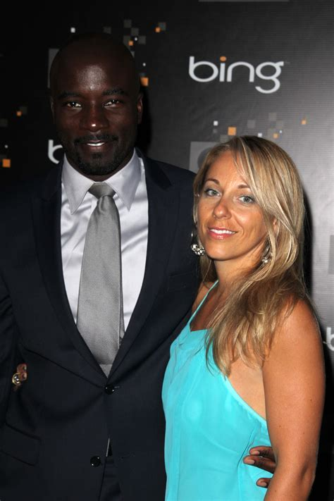 mike colter wife mike colter