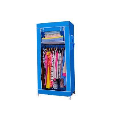 Small Portable Wardrobe small portable closet fabric wardrobe cheap clothes rack