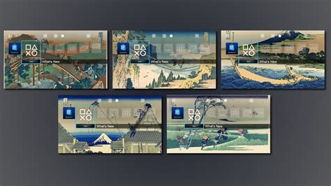 ps4 themes japan 10 images 1800s japanese trade dynamic theme on ps4