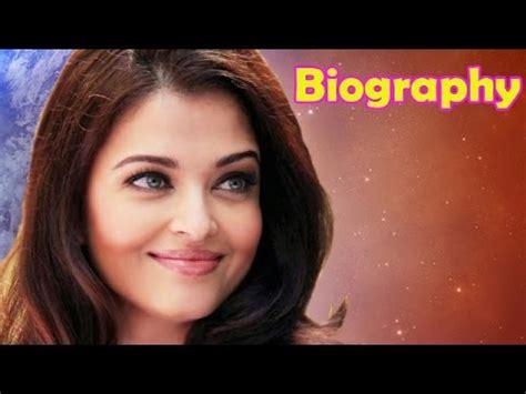 aishwarya rai born aishwarya rai biography youtube