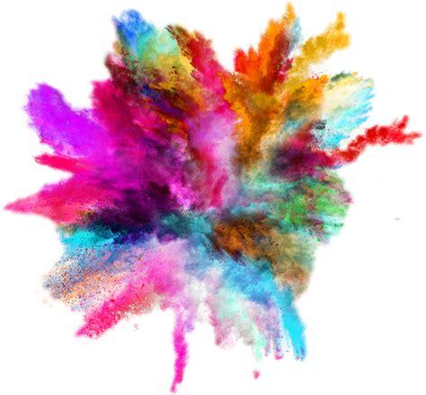 splash color splash color splash smoke kd sticker by krisna dewi