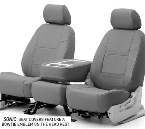 2015 chevrolet sonic seat covers official chevrolet licensed merchandise apparel