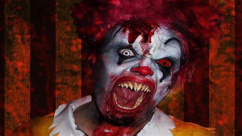 zombie clown tutorial zombie ronald mcdonald makeup tutorial youtube