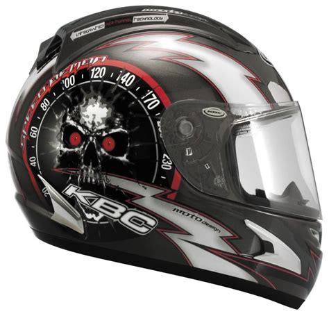 Helm Kbc Gunmetal kbc rr helmet speed gunmetal