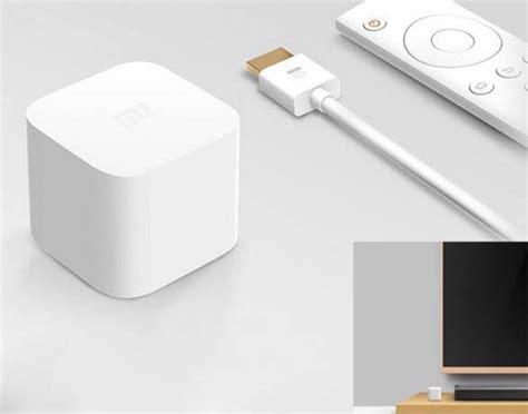 Xiaomi Mi Box Mini xiaomi mi box mini pc set top box launches worldwide for 50