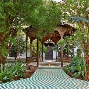 Moroccan Garden Ideas Moroccan Gardens Moroccan Garden Ideas Houseandgarden Co Uk