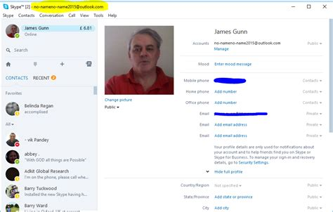 How Can Find Me On Skype Skype Username Microsoft Community