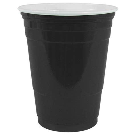 cup buy 16oz black plastic disposable cup buy cup black