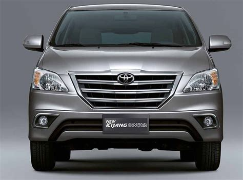 Toyota New Inova New Toyota Innova Price Specification And Review New