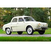 1957 Renault Dauphine Photos Informations Articles