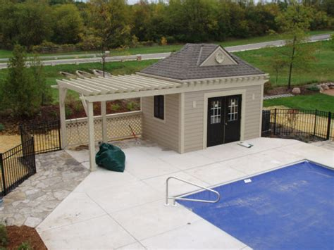 building a pool house farmhouse plans pool house