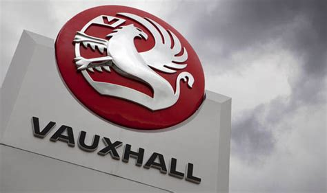 vauxhall logo vauxhall to recall almost 240 000 zafira cars