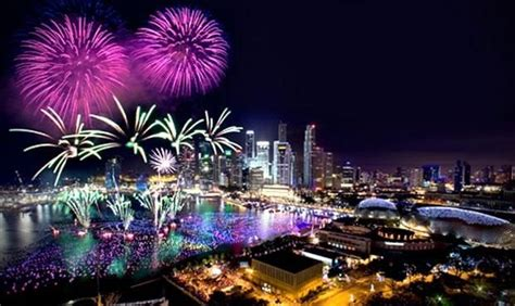 new year celebration in singapore 2018 new years fireworks in singapore 2018