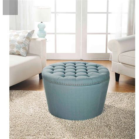 how to make a round ottoman with storage how to make a round ottoman with storage best storage