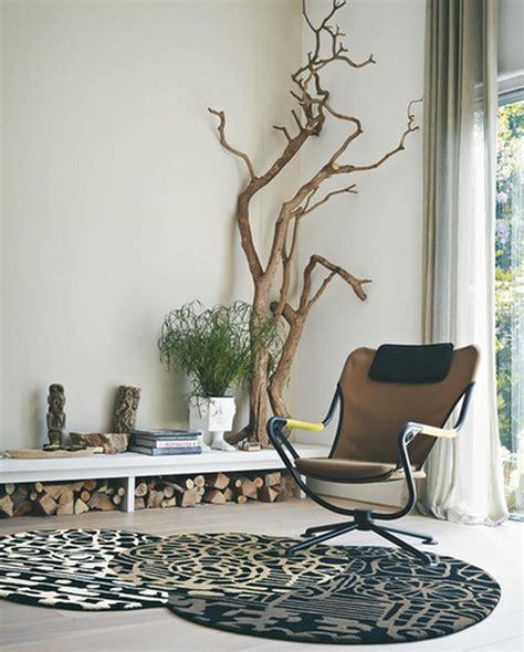 Alberi Secchi Da Arredamento come avere una casa quot selvaggia quot grazie agli alberi secchi