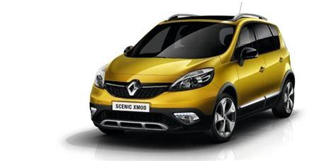 2015 renault scenic models carplay futucars concept car