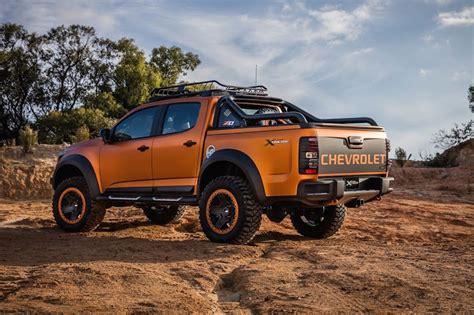 Colorado Zr2 Concept by 2019 Chevrolet Colorado Zr2 Concept Release Price