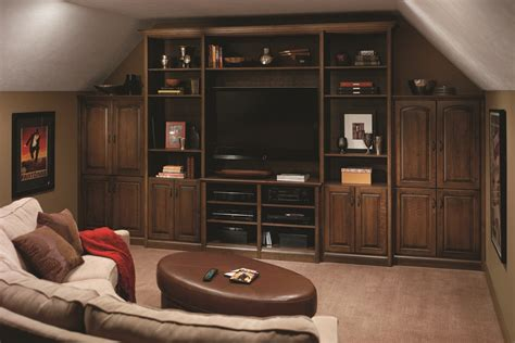 Handmade Entertainment Units - custom closets offices wallbeds and more portland closet