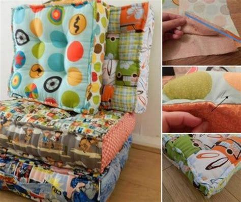 diy cushion ideas creative ideas diy waffle cushion