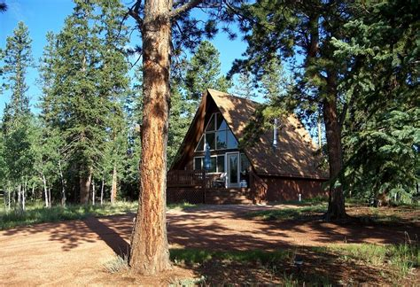 colorado mountain cabins images