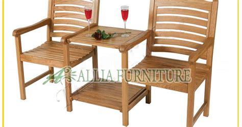 Kursi Kayu Untuk Teras Rumah kursi teras meja ukiran jari jari allia furniture