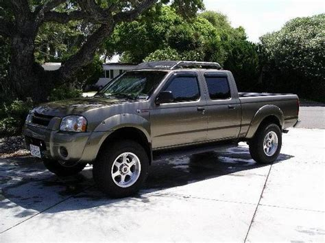2004 nissan frontier lifted nissan frontier 4x4 2004 reviews prices ratings with