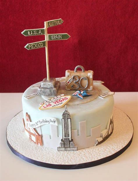 themed birthday cakes durban the 25 best 30 birthday cake ideas on pinterest 30th