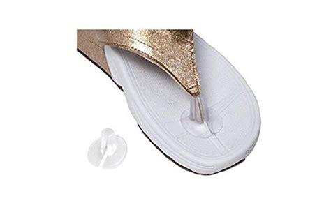 sandal toe protectors 10pcs gel silicone sandal toe protectors clear flip