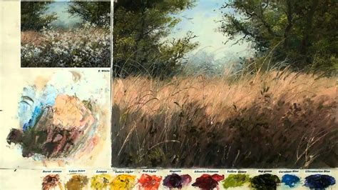 Landscape Pictures To Paint In Oils Painting For Landscape