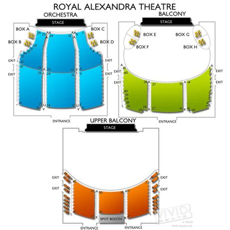 theatre royal seating chart royal alexandra theatre seating chart seats