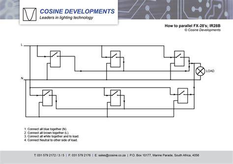 24vdc photocell wiring diagram 120v wiring diagram wiring