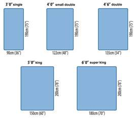 King Size Bed Sheet Dimensions India Bed Sizes Are Confusing 171 The Hospitality Hotspot
