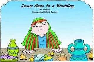 Wedding At Cana Bible Lesson by The World S Catalog Of Ideas